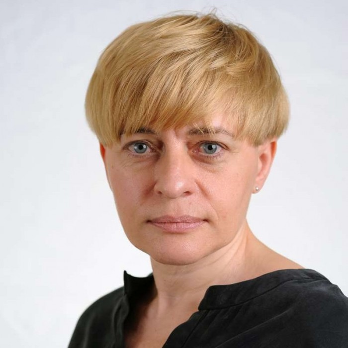 Agata Jakubowska (senior researcher)